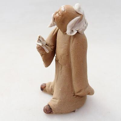 Figurka ceramiczna - Stick figure H26k - 2