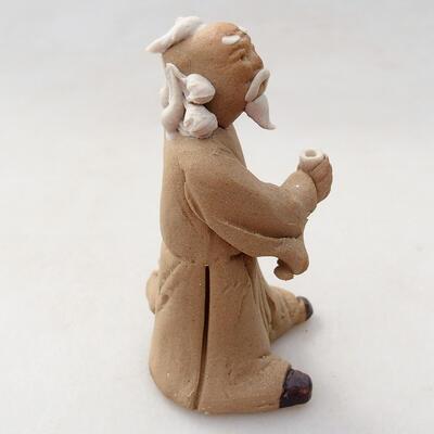 Figurka ceramiczna - Stick figure H26p - 2