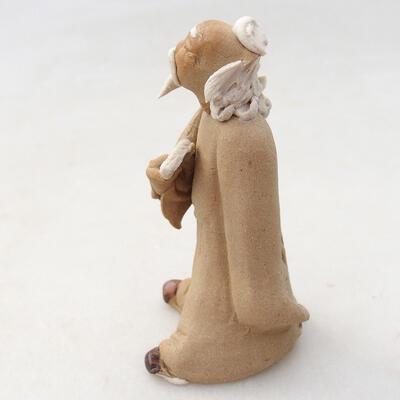 Figurka ceramiczna - Stick figure H26v - 2
