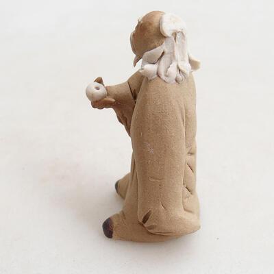 Figurka ceramiczna - Stick figure H27k - 2
