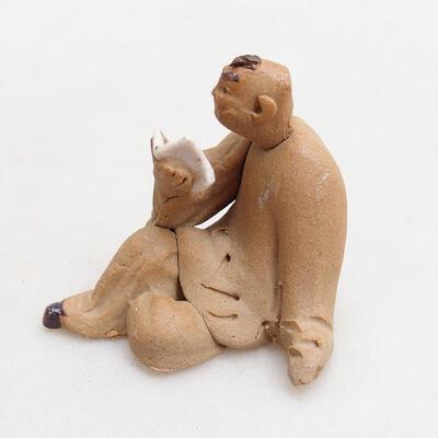 Figurka ceramiczna - Stick figure I3 - 2