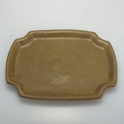 Miska Bonsai + taca H01 - taca 12 x 9 x 5 cm, taca 11,5 x 8,5 x 1 cm - 2