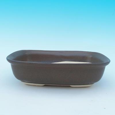 Taca miska Bonsai H10 - miska 37 x 27 x 10 cm, taca 34 x 23 x 2 cm - 2