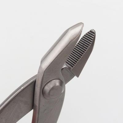 Szczypce JIN proste 18 cm - stal nierdzewna - 2