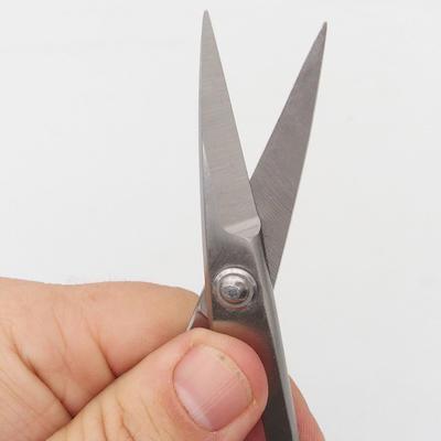 Nożyce długie 180 mm - stal nierdzewna - 2