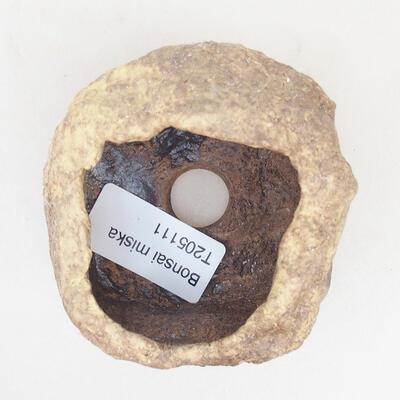 Ceramiczna powłoka 5 x 5 x 5 cm, kolor żółty - 3