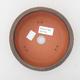 Ceramiczna miska bonsai 15 x 15 x 6 cm, kolor popękany - 3/4