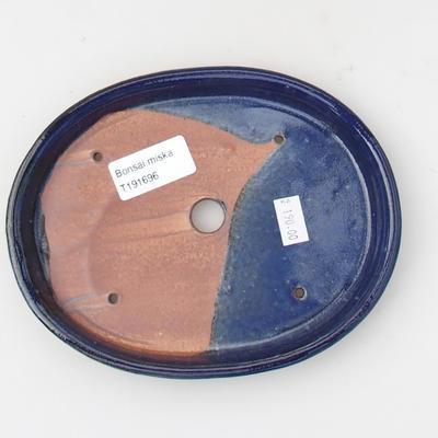 Ceramiczna miska bonsai - wypalana w piecu gazowym 1240 ° C - 3