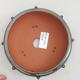 Ceramiczna miska bonsai 14 x 14 x 5 cm, kolor zielony - 3/4