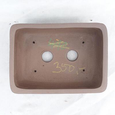 Miska Bonsai 29 x 21 x 9,5 cm, kolor szary - 3