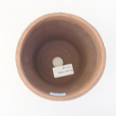 Ceramiczna miska bonsai 12 x 12 x 14 cm, kolor czarny - 3