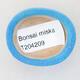 Mini miska bonsai 4 x 3,5 x 1,5 cm, kolor niebieski - 3/3