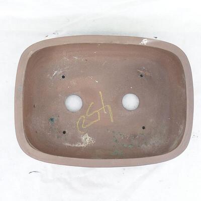 Miska Bonsai 39 x 29 x 12 cm, kolor szary - 3