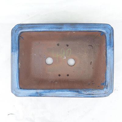 Miska Bonsai 33 x 23 x 12 cm, kolor niebieski - 3