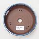 Ceramiczna miska bonsai 14,5 x 14,5 x 4,5 cm, kolor niebieski - 3/3