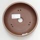 Ceramiczna miska bonsai 13,5 x 13,5 x 4,5 cm, kolor zielony - 3/3