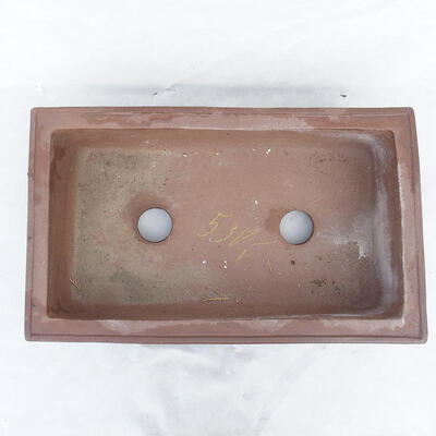 Miska Bonsai 49 x 29 x 13 cm, kolor szary - 3