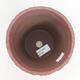 Ceramiczna miska bonsai 13,5 x 13,5 x 14,5 cm, kolor spękany - 3/3