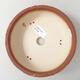 Ceramiczna miska bonsai 17,5 x 17,5 x 7 cm, kolor niebieski - 3/3