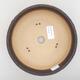 Ceramiczna miska bonsai 18,5 x 18,5 x 6 cm, kolor pęknięty - 3/4