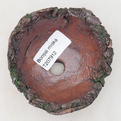Powłoka ceramiczna 7,5 x 7,5 x 6 cm, kolor szarozielony - 3