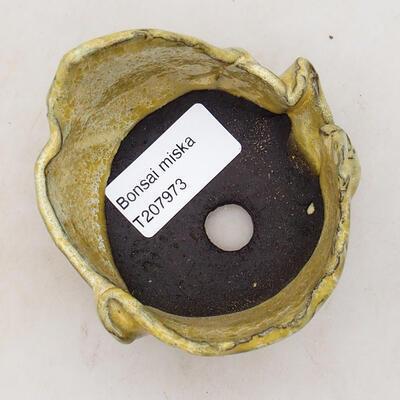 Powłoka ceramiczna 7,5 x 7 x 5 cm, kolor żółty - 3