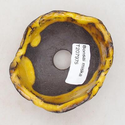 Powłoka ceramiczna 7,5 x 7,5 x 5 cm, kolor żółty - 3