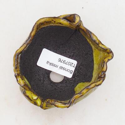 Powłoka ceramiczna 6,5 x 7 x 6 cm, kolor żółty - 3