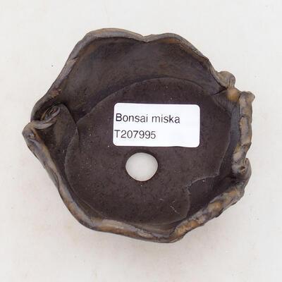Powłoka ceramiczna 7,5 x 7 x 5,5 cm, kolor brązowy - 3