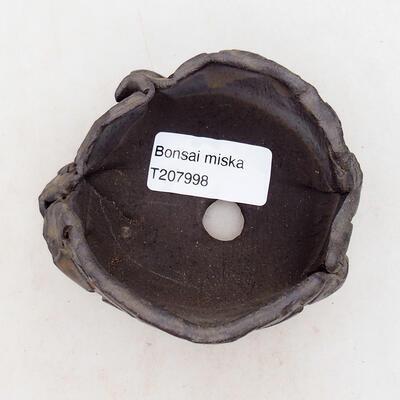Powłoka ceramiczna 7 x 6,5 x 5,5 cm, kolor brązowy - 3