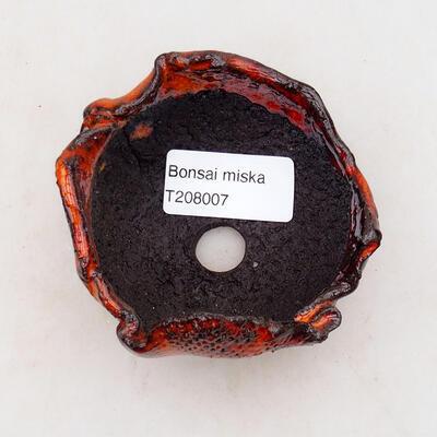 Powłoka ceramiczna 7,5 x 6,5 x 5 cm, kolor pomarańczowy - 3