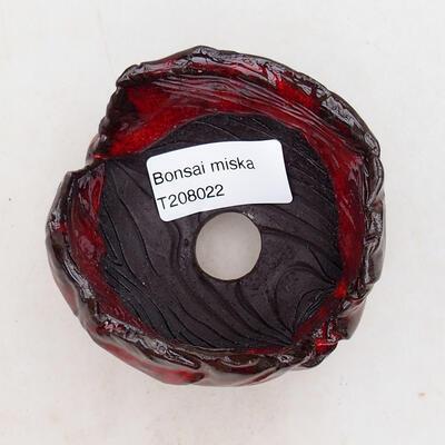 Powłoka ceramiczna 7 x 6,5 x 6 cm, kolor czerwony - 3