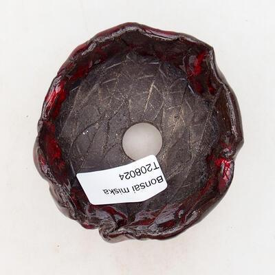 Powłoka ceramiczna 7 x 7 x 6 cm, kolor czerwony - 3