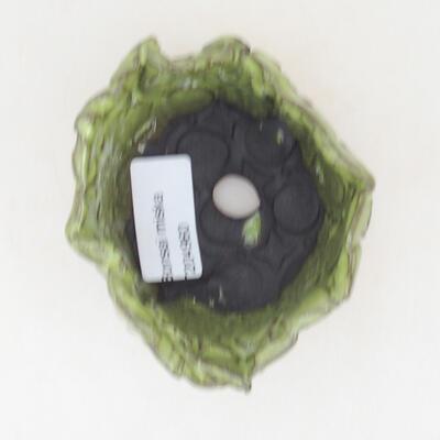 Ceramiczna powłoka 8 x 7 x 5,5 cm, kolor zielony - 3
