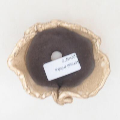 Ceramiczna powłoka 7,5 x 6,5 x 5 cm, kolor beżowy - 3