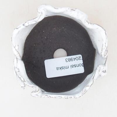 Powłoka ceramiczna 7 x 7 x 5 cm, kolor biały - 3