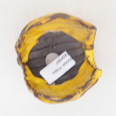 Ceramiczna powłoka 7 x 7 x 6,5 cm, kolor żółty - 3