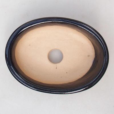 Ceramiczna miska bonsai H 04 - 10 x 7,5 x 3,5 cm - 3