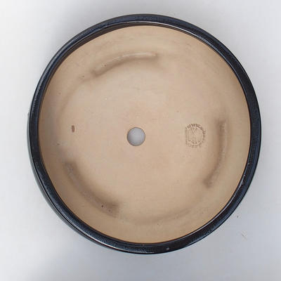Ceramiczna miska bonsai H 21-23 x 23 x 7 cm - 3