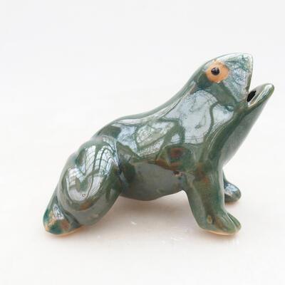 Figurka ceramiczna - Żaba C21 - 3