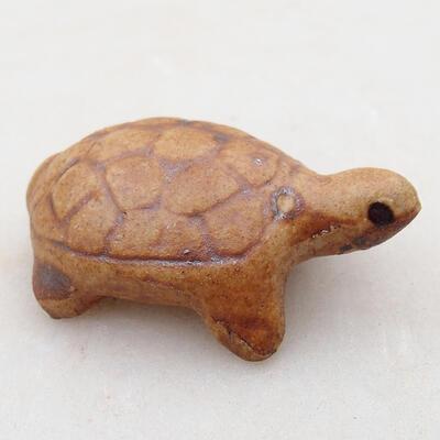 Figurka ceramiczna - Żółw C8 - 3