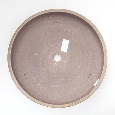 Ceramiczna miska bonsai 15 x 12 x 4 cm, kolor niebieski - 3