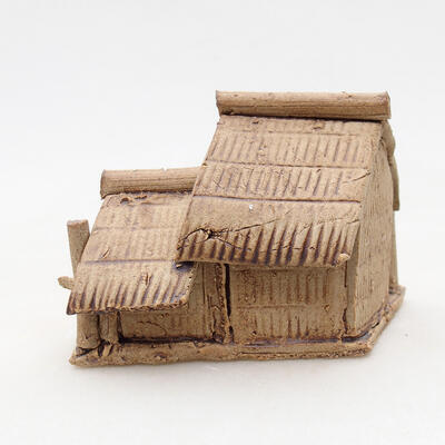 Figurka ceramiczna - Szałas F28 - 3