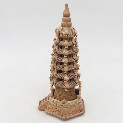 Figurka ceramiczna - Pagoda F7 - 3