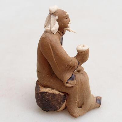 Figurka ceramiczna - Stick figure H0-1 - 3