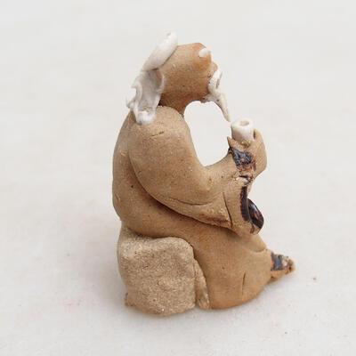 Figurka ceramiczna - Stick figure H25 - 3