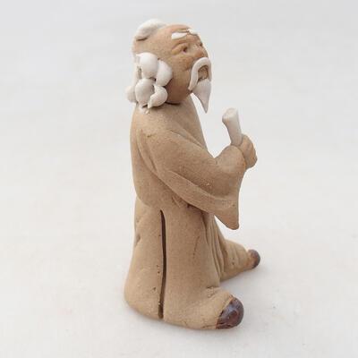 Figurka ceramiczna - Stick figure H26j - 3