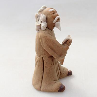 Figurka ceramiczna - Stick figure H26k - 3