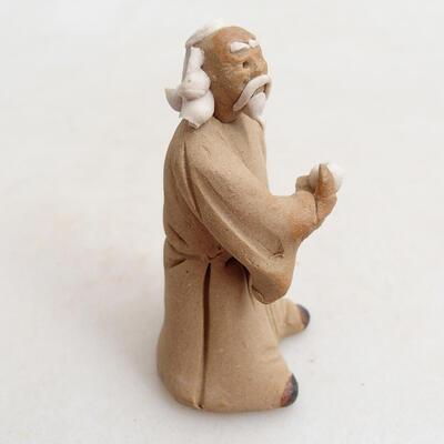 Figurka ceramiczna - Stick figure H27k - 3