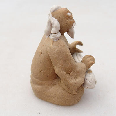 Figurka ceramiczna - Stick figure H32 - 3